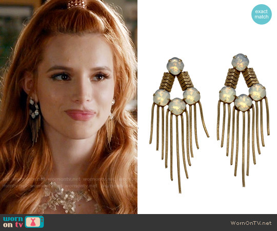 Lionette NY worn by Paige Townsen on Famous in Love