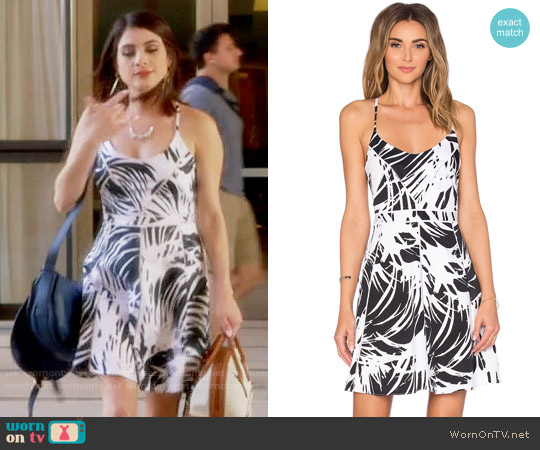 Parker Marigold Dress worn by Alexis Gleen (Niki Koss) on Famous in Love