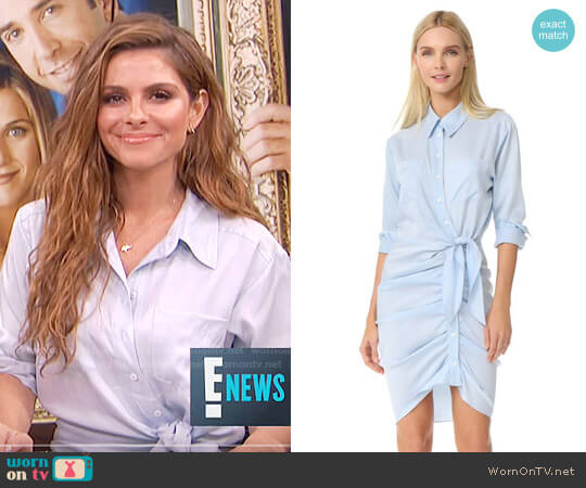 Veronica Beard Sierra Dress worn by Maria Menounos  on E! News