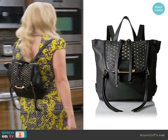 Kooba Bobbi Studded Backpack worn by Gabi Diamond on Young & Hungry