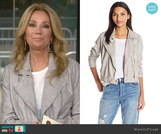 Belfast Jacket by Lysse worn by Kathie Lee Gifford  on Today