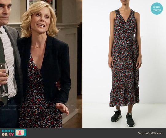 ALC Bella Dress worn by Julie Bowen on Modern Family