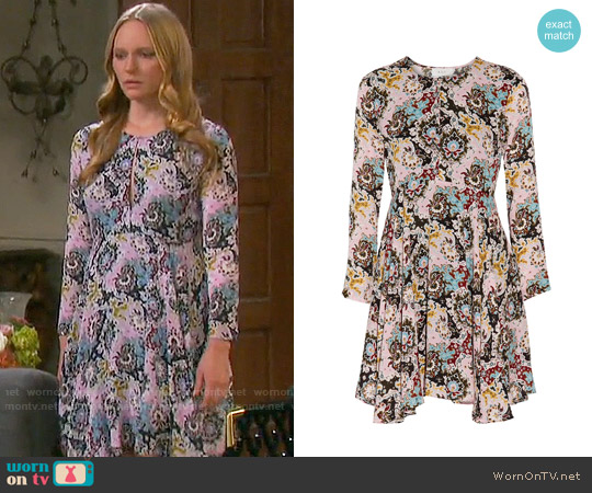 ALC Walter Dress worn by Marci Miller on Days of our Lives