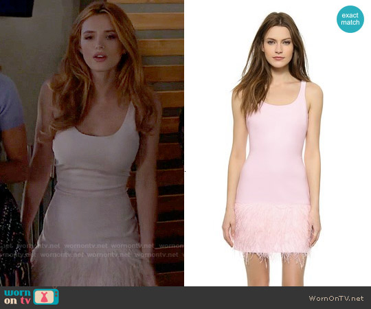 Elizabeth & James New India Dress worn by Bella Thorne on Famous in Love
