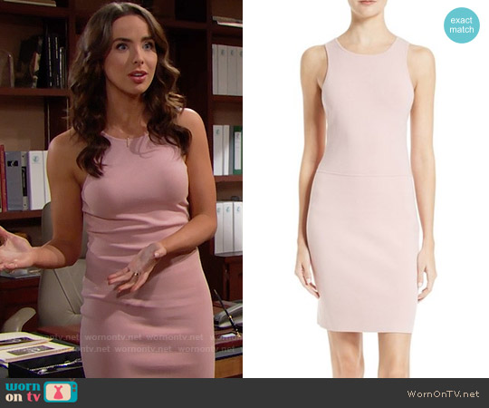 Elizabeth & James Ritter Dress worn by Ashleigh Brewer on The Bold & the Beautiful