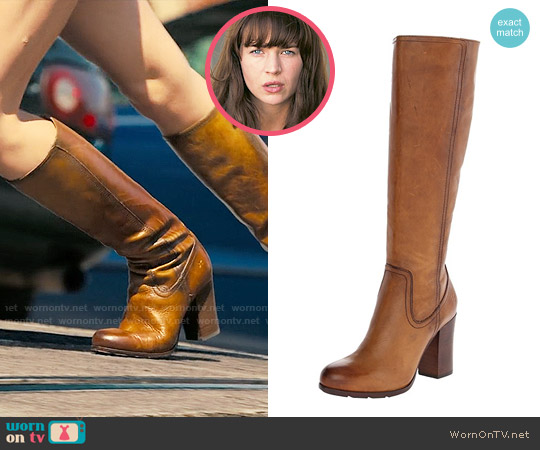 Frye Parker Boots worn by Britt Robertson on Girlboss