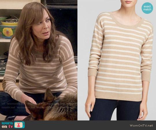Joie Weland Sweater worn by Allison Janney on Mom