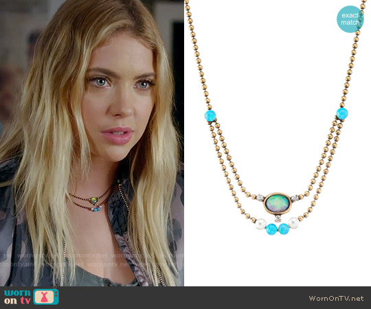 Lionette NY Udal Choker worn by Hanna Marin on PLL