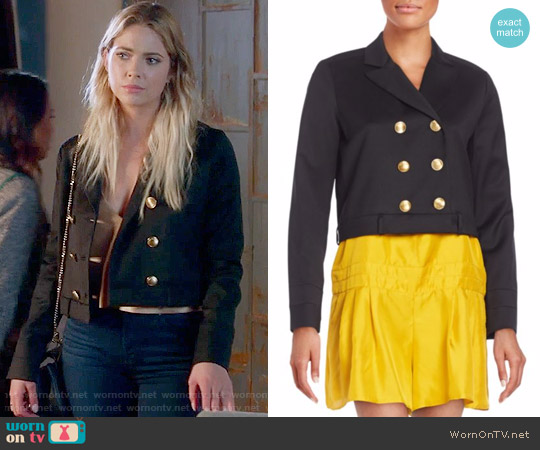 Rag & Bone Constance Jacket worn by Hanna Marin (Ashley Benson) on PLL