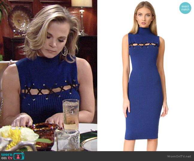 Ronny Kobo Jericalisa Dress worn by Gina Tognoni on The Young & the Restless