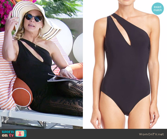 Shan Adele Swimsuit worn by Phyllis Newman (Gina Tognoni) on The Young & the Restless