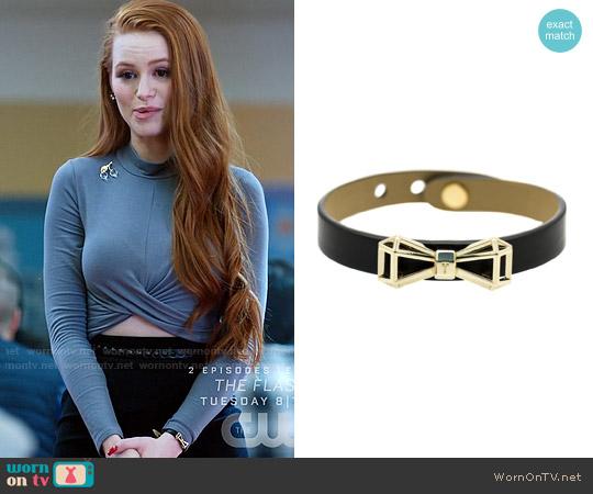 Ted Baker  Addaley Bracelet worn by Cheryl Blossom on Riverdale