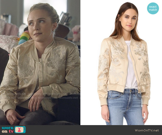 3x1 Suka Jacket worn by Juliette Barnes (Hayden Panettiere) on Nashville
