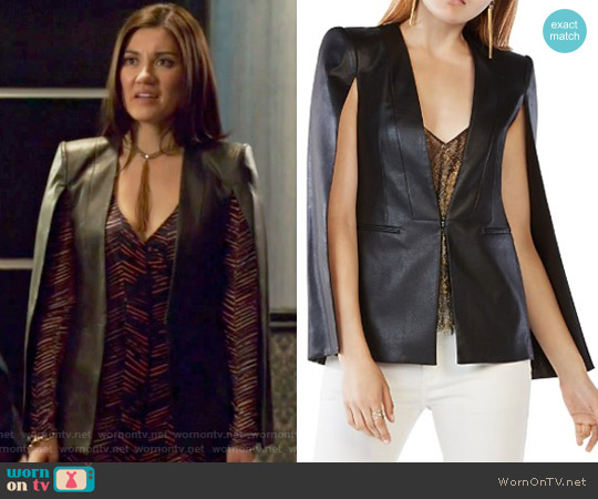 worn by Vanessa Matsui on Shadowhunters