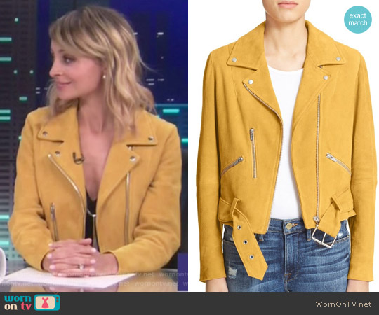 Veda Gemini Jacket worn by Portia Scott-Griffith (Nicole Richie) on Great News