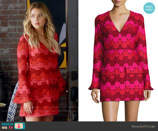 Alexis Annelise Dress worn by Ashley Benson on PLL