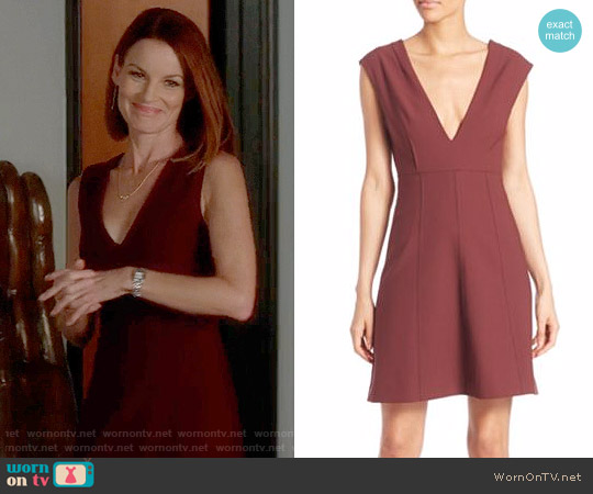 Elizabeth and James Charlie Dress worn by Ashley Marin (Laura Leighton) on PLL