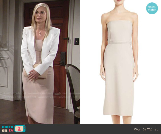 Elizabeth and James Sierra Dress worn by Eileen Davidson on The Young & the Restless