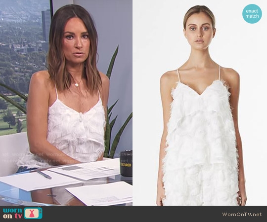 Elliatt Unify Camisole worn by Catt Sadler on E! News