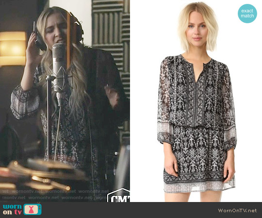Joie Galene Dress worn by Lennon Stella on Nashville