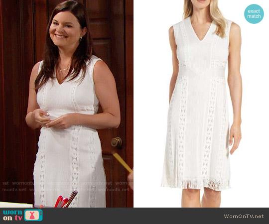 Kobi Halperin Amani Dress worn by Katie Logan (Heather Tom) on The Bold & the Beautiful