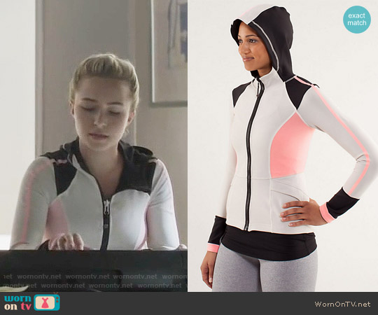 Lululemon Surf Studio Jacket worn by Hayden Panettiere on Nashville