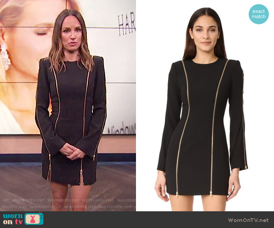 Misha Collection Adel Dress worn by Catt Sadler on E! News
