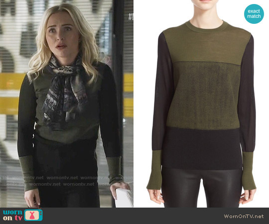 Rag & Bone Marissa Sweater worn by Hayden Panettiere on Nashville