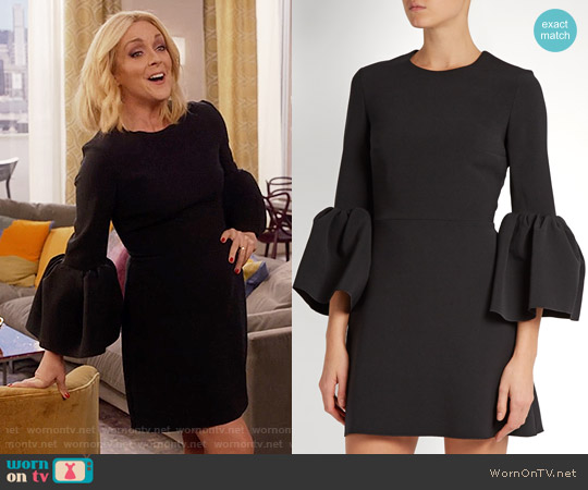 Roksanda Hadari Dress worn by Jane Krakowski on Unbreakable Kimmy Schmidt