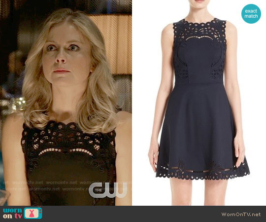 Ted Baker Verony Dress worn by Liv Moore (Rose McIver) on iZombie