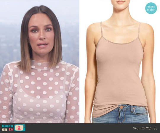 Stretch Camisole by BP worn by Catt Sadler on E! News