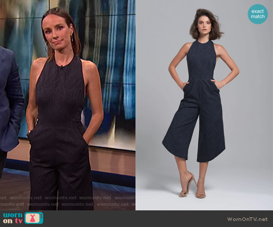 Spring/Summer 16 Collection by Colton Dane worn by Catt Sadler on E! News