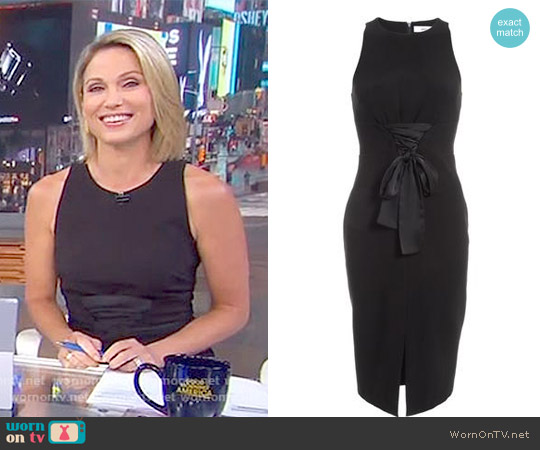 Halpern Dress by Likely worn by Amy Robach on Good Morning America