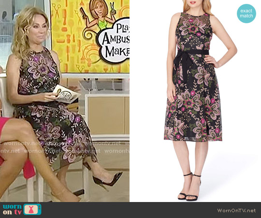 Fit & Flare Dress by Tahari worn by Kathie Lee Gifford  on Today