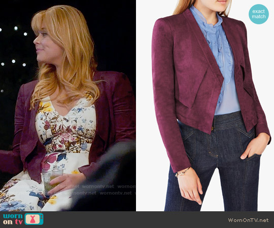 Bcbgmaxazria Luke Jacket worn by Alison DiLaurentis on PLL