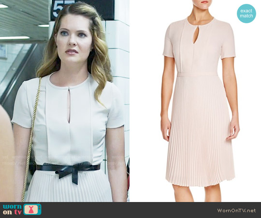 Boss Diblissea Dress worn by Meghann Fahy on The Bold Type