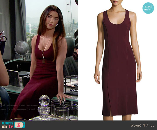 Elizabeth & James Mireille Dress worn by Steffy Forrester on The Bold & the Beautiful
