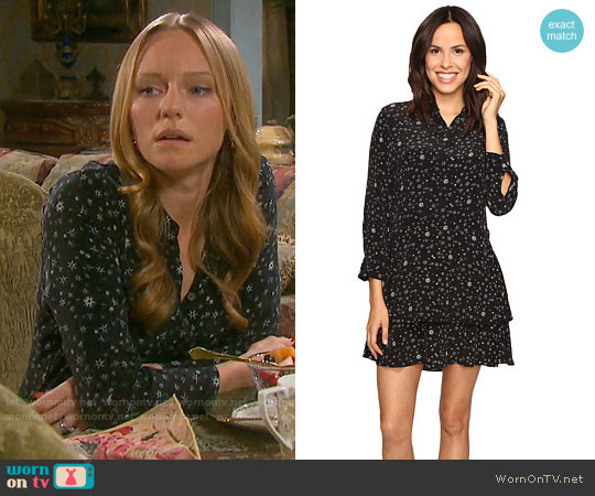 Equipment Natalia Dress worn by Marci Miller on Days of our Lives