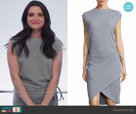 IRO Maeny Dress worn by Katie Stevens on The Bold Type