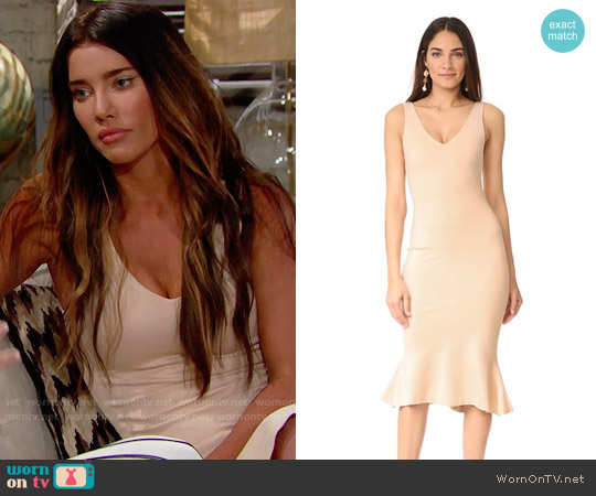 L'Agence Lucia Dress worn by Jacqueline MacInnes Wood on The Bold & the Beautiful