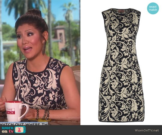 Short Dress by Lanvin worn by Julie Chen (Julie Chen) on The Talk