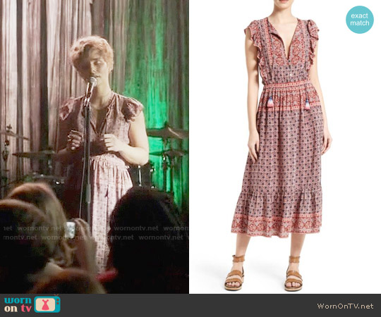 Sea Selene Dress worn by Scarlett O'Connor (Clare Bowen) on Nashville
