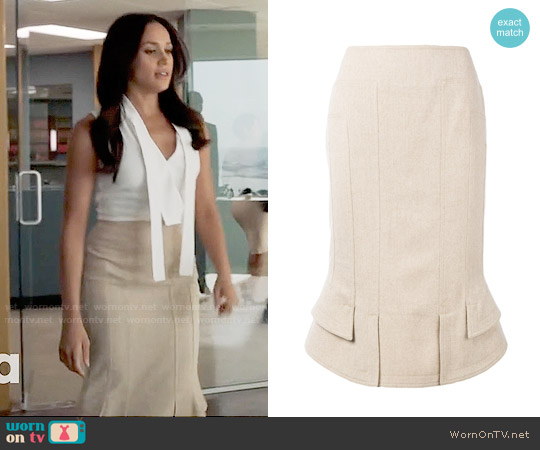 Tom Ford Pencil Skirt worn by Rachel Zane on Suits