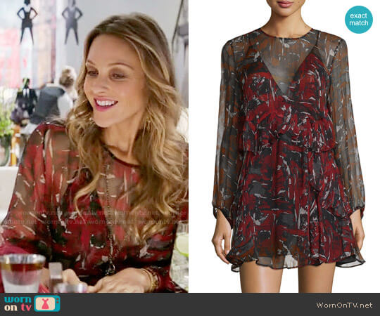 IRO Ressey Dress worn by Beau Garrett on GG2D