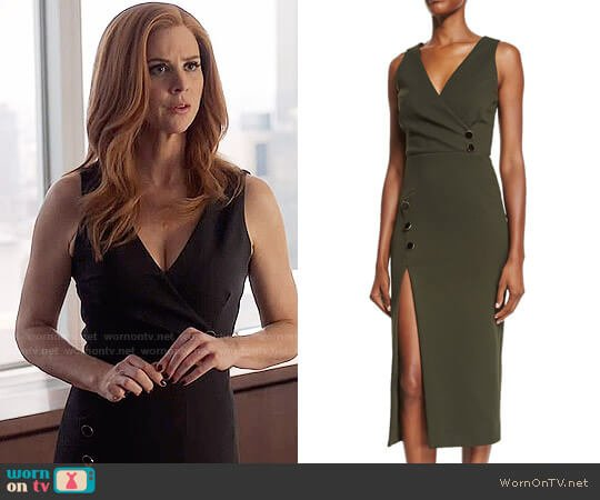 Cushnie et Ochs Neve Dress worn by Donna Paulsen (Sarah Rafferty) on Suits