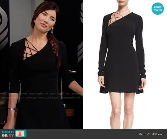 Cushnie et Ochs Winona Dress worn by Steffy Forrester (Jacqueline MacInnes Wood) on The Bold & the Beautiful