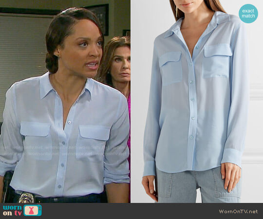 worn by Lani Price (Sal Stowers) on Days of our Lives