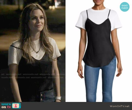 RTA Demi Tee worn by Alyssa Greene (Rachel Bilson) on Nashville