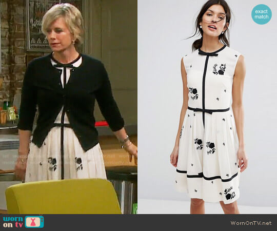 Ted Baker IIVY Dress worn by Mary Beth Evans on Days of our Lives