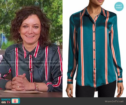 worn by Sara Gilbert on The Talk